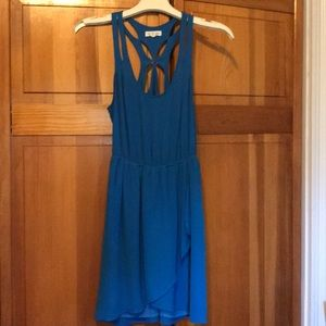 Blue silence + noise dress size XS